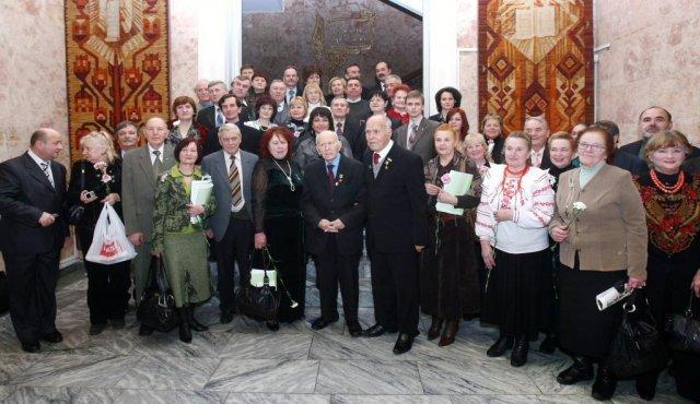 Церемонія відзначення пере...